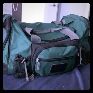 Other - Green travel duffel. Big size, good for carry on.